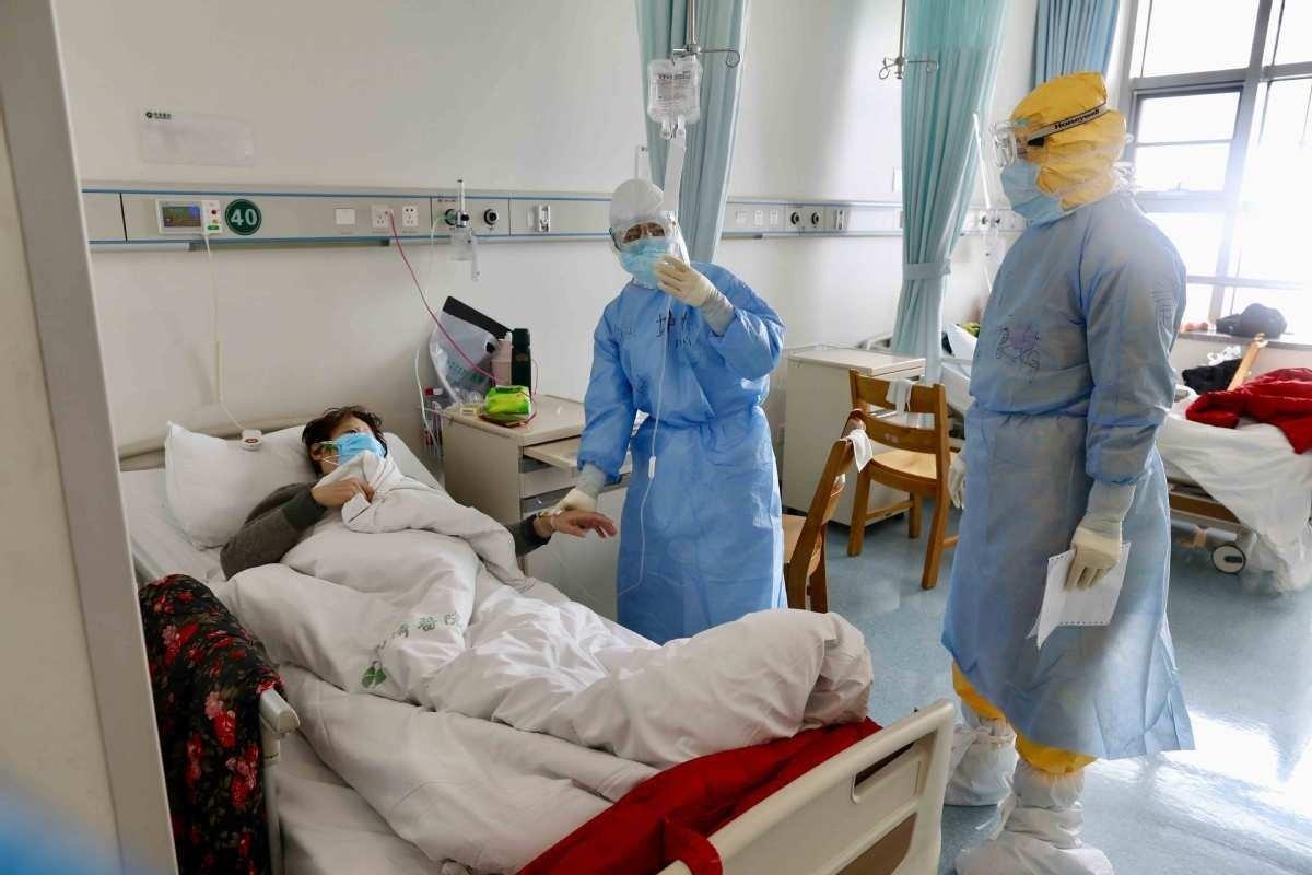 Chăm sóc bệnh nhân nhiểm 2019-nCoV trong bệnh viện